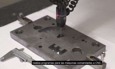 Programador/a - diseñador/a en la fabricación de componentes