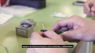 Mantenedor/a electrónico