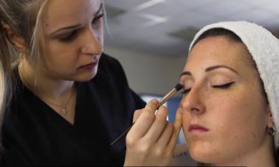 Maquillador/a y Esteticien