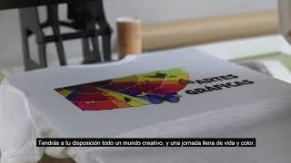Serigrafista-diseñador/a gráfico