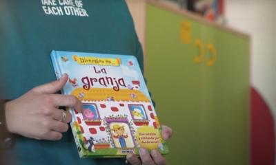 Educador/educadora infantil